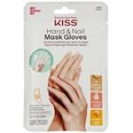 Kiss Hand & Nail Mask Gloves 1 st