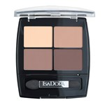 Isadora Eye Shadow Quartet Muddy Nudes 5 g