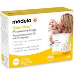 Medela Quick Clean 5st, Cura 33846
