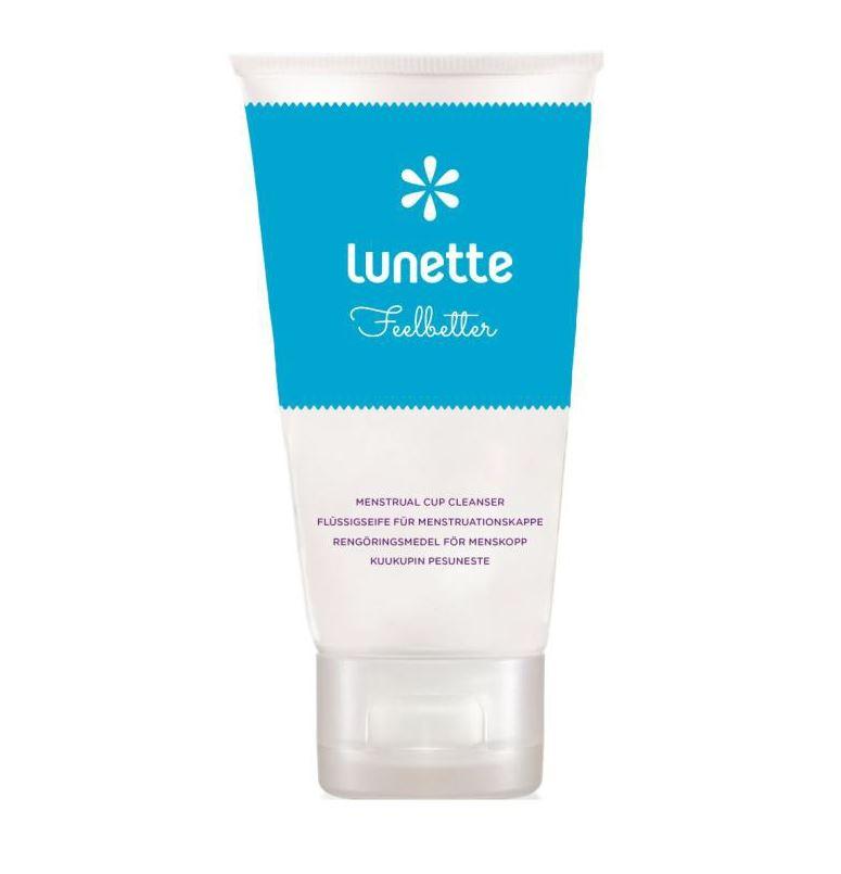 Lunette Feelbetter rengöringsmedel 150 ml - Apotek Hjärtat 357151ed7473f