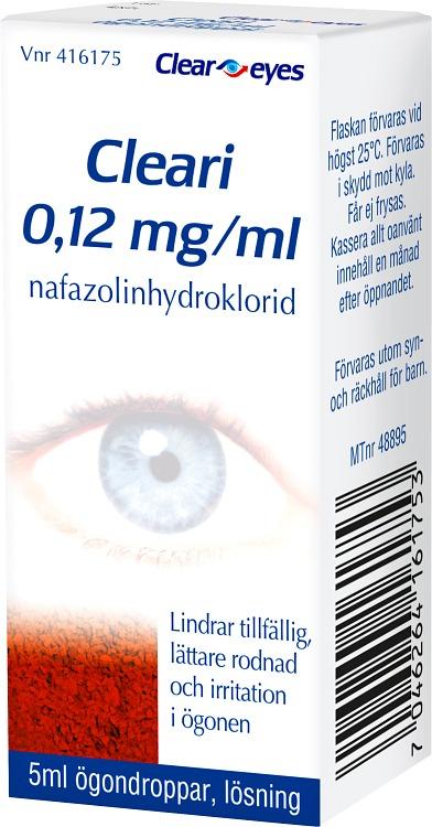 ögondroppar kortison receptfritt