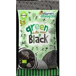 Ekorrens ekologiska Green Is The New Black 80 g