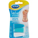Scholl Velvet Smooth Nail Care Heads 3 st