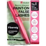 Fiberwig Mascara Paint on false lashes Pure Black