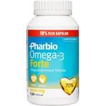 Pharbio Omega-3 Forte kapsel 132 st