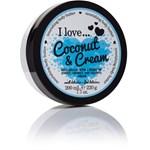 I Love… Coconut & Cream Body Butter 200 ml