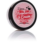I Love… Strawberries & Cream Body Butter 200 ml