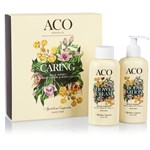 ACO Caring Wild Honey presentförpackning 2 x 200 ml