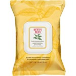 Burt's Bees Facial Cleansing Towelettes with White Tea Extract 30 st