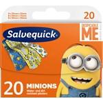 Salvequick Minions barnplåster 20 st