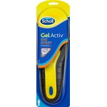 Scholl GelActiv Work Men 1par