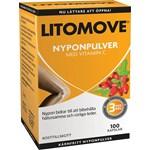 Litomove nyponpulver kapsel 100 st