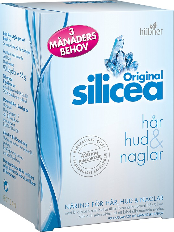 silica hår apoteket