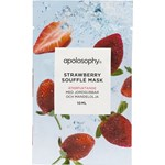 Apolosophy ansiktsmask Strawberry Soufflé Mask 10 ml