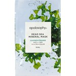Apolosophy ansiktsmask Dead Sea Mineral 10 ml