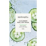 Apolosophy ansiktsmask Cucumber Peel-off Mask 10 ml