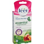 Veet Essential Inspirations Strips Face 20 st