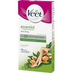 Veet Essential Inspirations Strips Legs 20 st