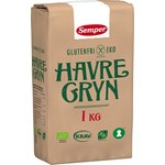 Semper EKO Glutenfria Havregryn 1 kg