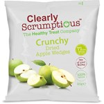 Clearly Scrumptious Crunchy Apples