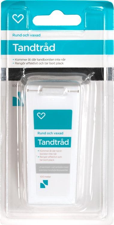 Oral-B Essential Floss Mint Tandtråd 50 m - Apotek Hjärtat a1d8f6158b6bb