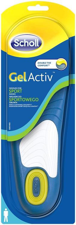 92f30b66b3f Scholl GelActiv Sport Women 1 par - Apotek Hjärtat
