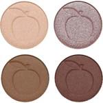 IDUN Minerals Ögonskugga Palett 4x1 g