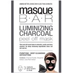 Masque Bar Luminizing Charcoal Peel Off Mask 10ml