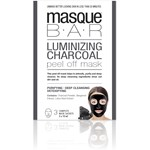Masque Bar Luminizing Charcoal Peel Off Mask 3x10 ml