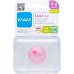 MAM Air Silk napp 0-6 mån 1 st, blandade färger