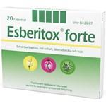 Esberitox forte tablett 20 st