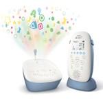 Philips Avent DECT Babyvakt med Nattlampsprojektor