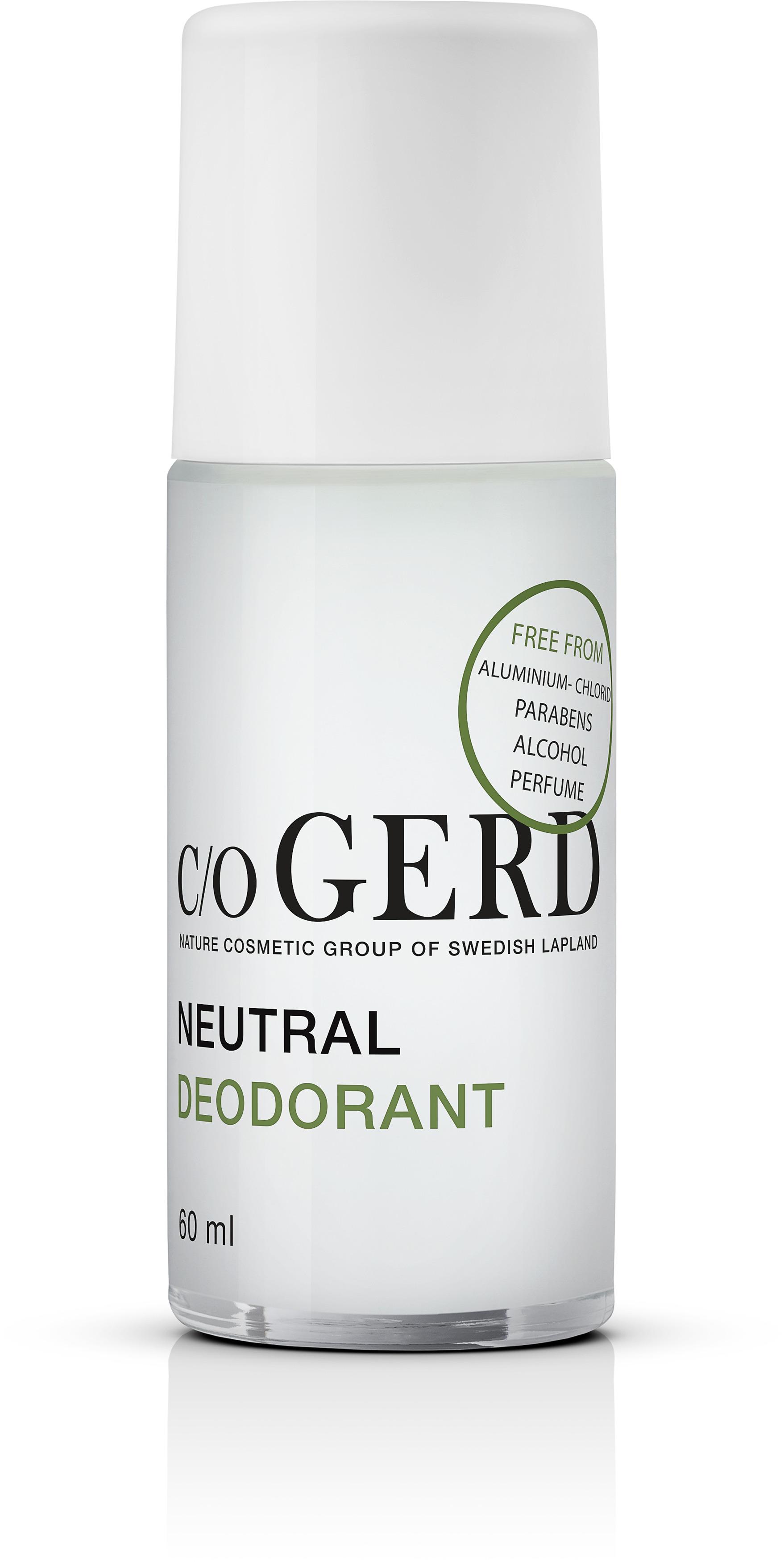 parfymfri deodorant män