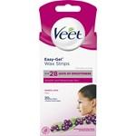 Veet Wax Strips for Face 20 st