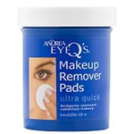 Andrea Eye Q's Ultra Quick Eye MakeUp Remover Pads 65 st