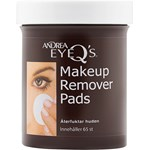 Andrea Eye Q's Moisturizing Eye MakeUp Remover Pads 65 st