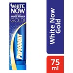 Pepsodent White Now Gold tandkräm 75 ml