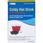 Coldy Hot Drink Fläderbär portionspåse 14 st