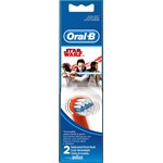 Oral-B Stages Power Star Wars Borsthuvud Refill 2-pack