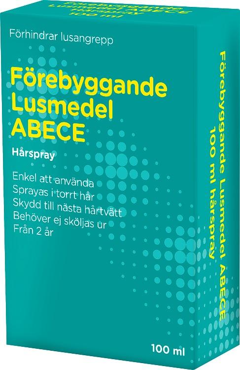 ABECE Förebyggande Lusmedel 100 ml