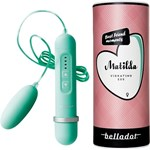 Belladot Matilda vibrating egg pink