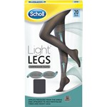 Scholl Light Legs Tights Svart 20 Den