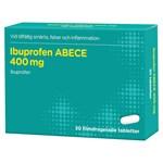 Ibuprofen ABECE filmdragerad tablett 400 mg 30 st