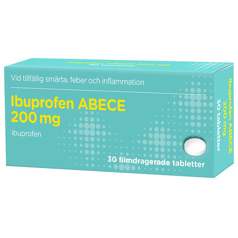 ibuprofen samma som ipren