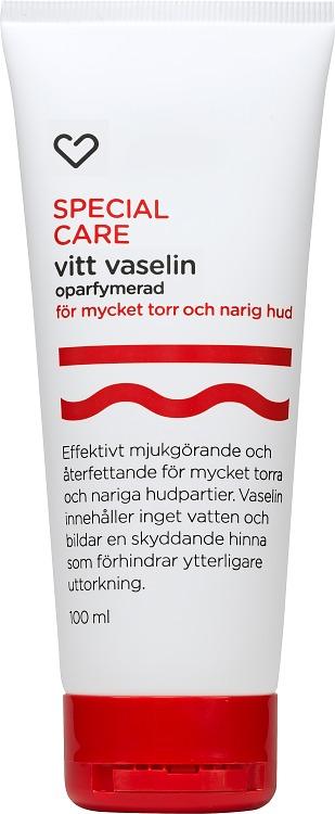 kan man använda vaselin som glidmedel