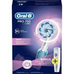 Oral-B Pro 750S Eltandborste