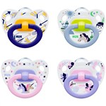 NUK Happy Days Napp 2-pack