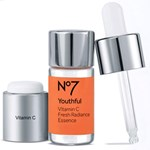 No7 Youthful Vitamin C Fresh Radiance Essence 10ml