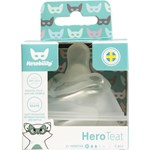 Herobility Anti-Colic Teat Dinapp 2-pack