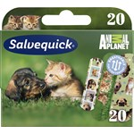 Salvequick Animal Planet barnplåster 20 st